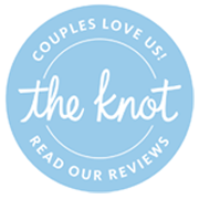 Find us at The Knot