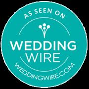 Find us on Wedding Wire